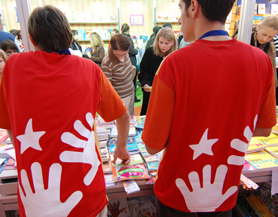 KC House for Kids on Book Fair