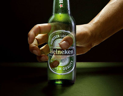 "Heineken ""The hand"""