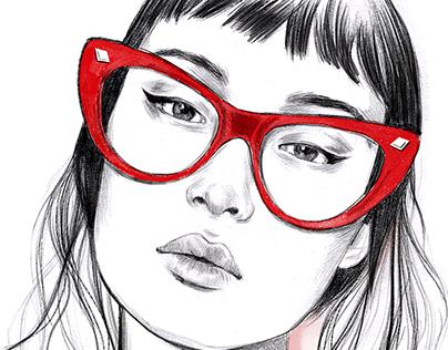 Geek Chic - Personal Work