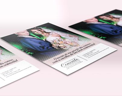 Flyer - Conceito Cerimonial