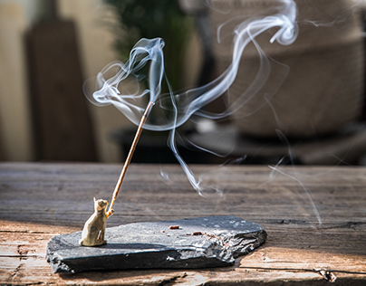 Cat Incense