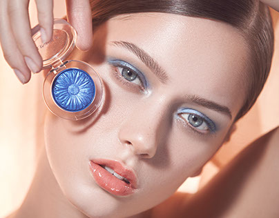 Beauty Editorial for Chanel
