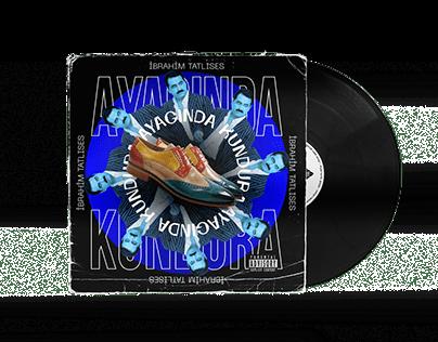 İbrahim Tatlıses Vinyl Record Cover Redesign Vol.3