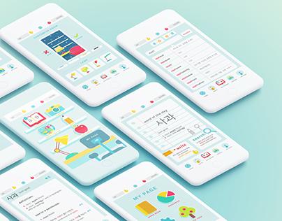 hangeul : an immersive dictionary app