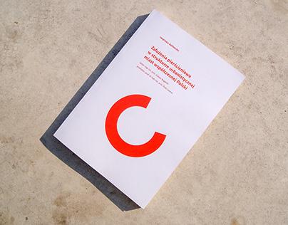 book design: PhD dissertation