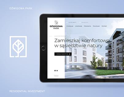 Dźwigowa Park Warsaw