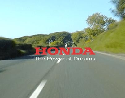 HONDA MOTO-FILM : THE PRICE