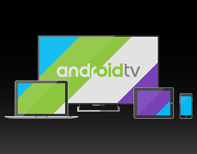 Technicolor - Android TV Infographic