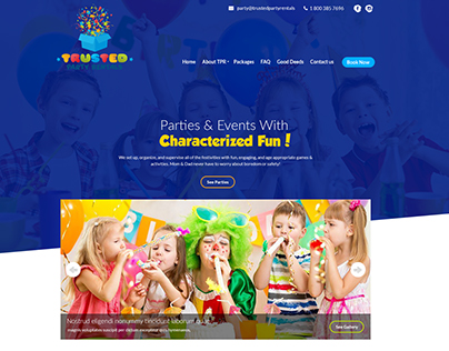 www.trustedpartyrentals.com