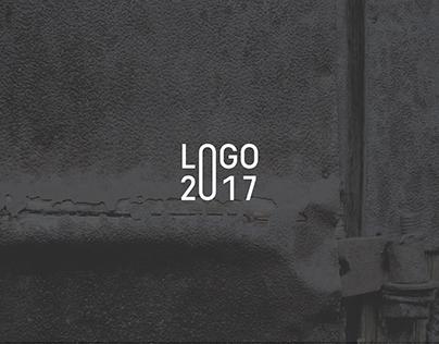 Selected Logo designs 2017