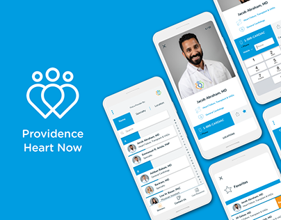 Providence Heart Now Mobile App