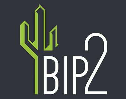 Bip2 - logo - personal branding - web design