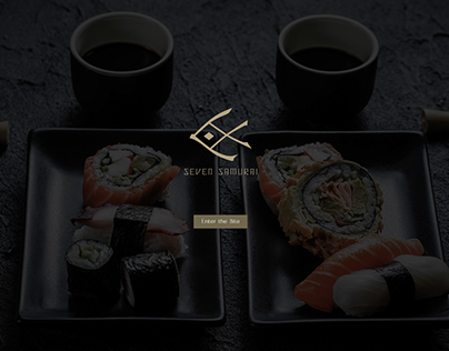 Seven Samurai Website