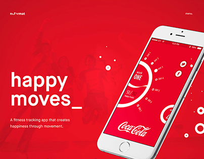 Coca-Cola Happy Moves