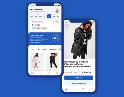StyleScanner App Concept - Mail.ru Contest 2020