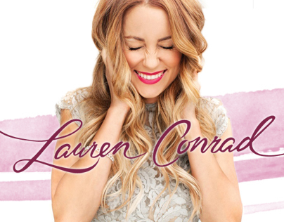Lauren Conrad Website & Social
