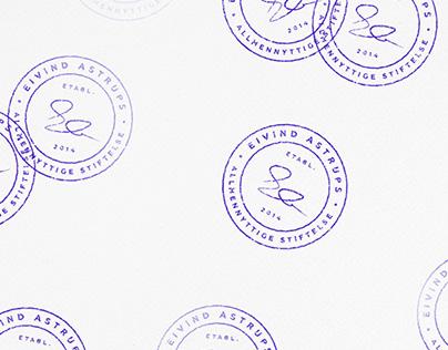 Eivind Astrups Foundation | Branding