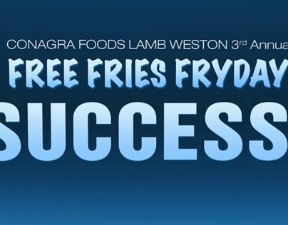 ConAgra Foods Lamb Weston Branded Campaign