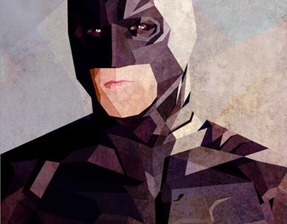 The Dark Knight / Cubismo