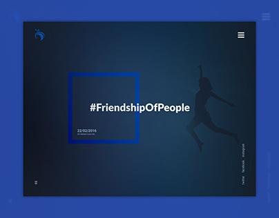 Friendship of People - Art Festival