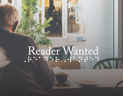 Reader Wanted