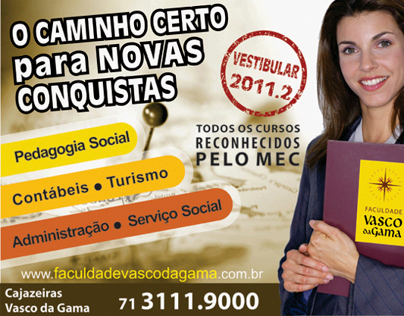 Campanha Vestibular 2011.2