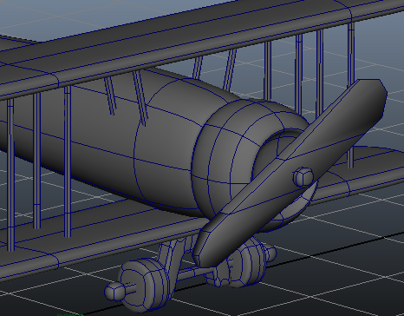 Jetplane 3D.