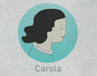 Classic Swedish Character Icons