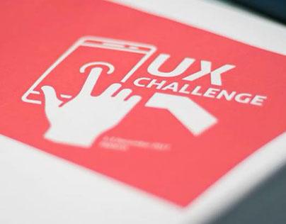 UX CHALLENGE 2017