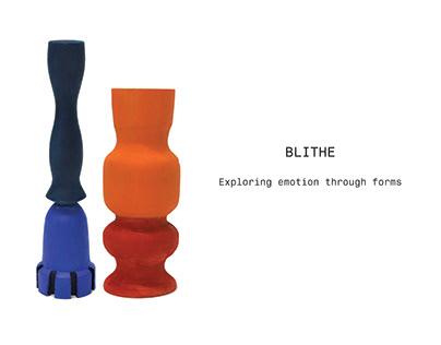 Blithe- Exploring emotion through forms