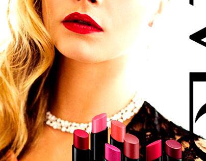 Revlon Makeup Ad