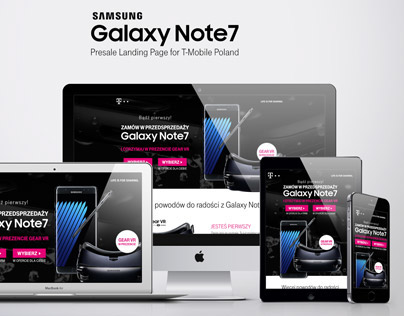 Galaxy Note 7 Presale