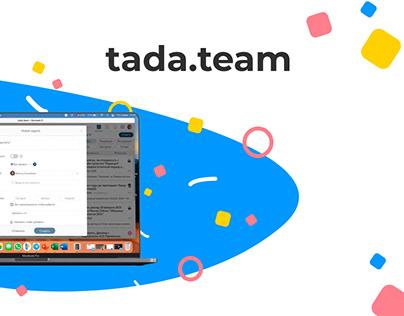 tada.team - mobile app