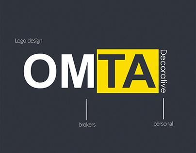 OMTA REAL ESTATE | LOGO BRANDING