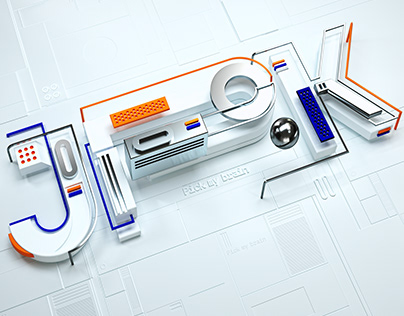 JPK typography and visuals