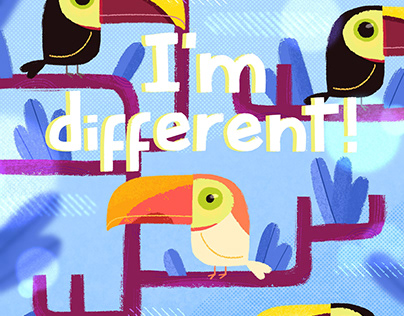 """I'm different"" mag issue"