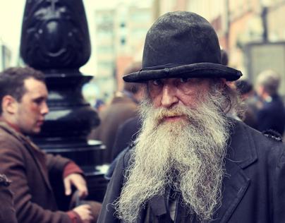 """Photo: """"Ripper Street"""" Filming"""