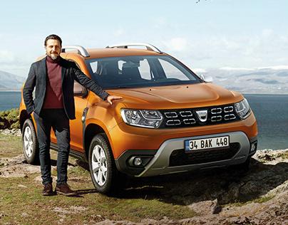 Dacia Duster Radyo Memleketin Hakkını Ver
