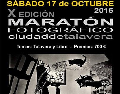X Maraton fotográfico Taboracom Ciudad de Talavera 2015