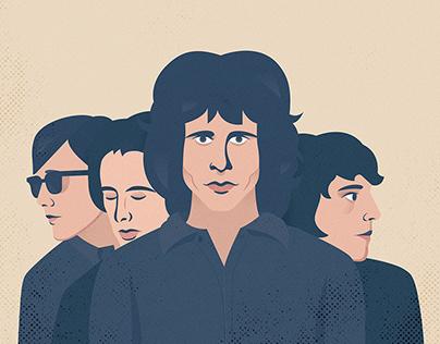 The Doors Music Pill