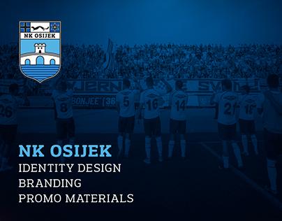 FC Osijek - Rebranding