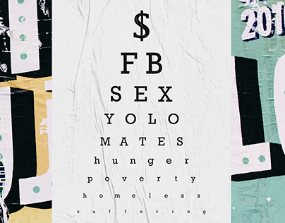 Eyesight - poster design