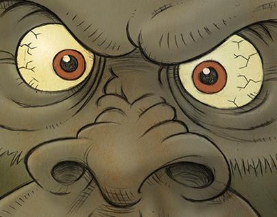 "Children's Book ""Safaripappa"""