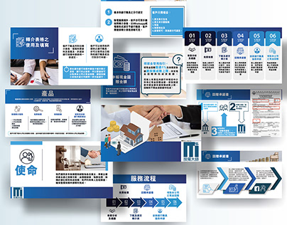 Presentation PPT Design for Master Mortgage