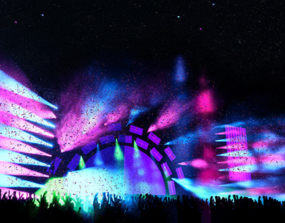 Festival/Stage Design Concept 2020