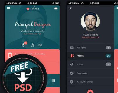 uilove - App Design