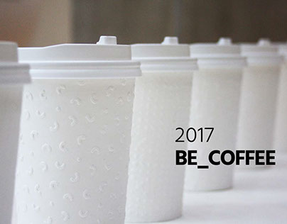 Be_ Coffee Branding
