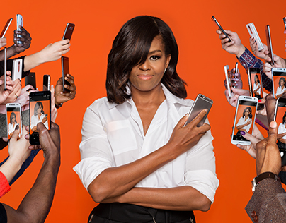 @MichelleObama - Portraits of FLOTUS