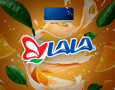 Advertising Yogurt LALA