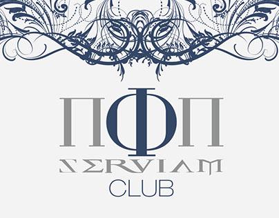 Non Serviam Club :: Piezas institucionales y promoción